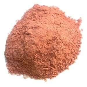 Argila vermelha - a granel