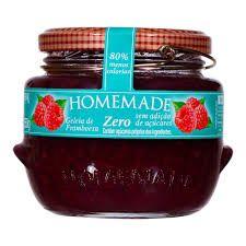 Geleia Homemade Zero Açúcar - Framboesa