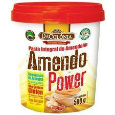 Pasta de Amendoim Integral - Dacolonia
