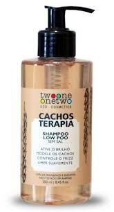 Shampoo Cachos Terapia - Twoone Onetwoo