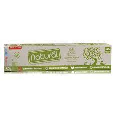 Creme Dental Contente Natural com Extratos de Uva, Melissa e Camomila