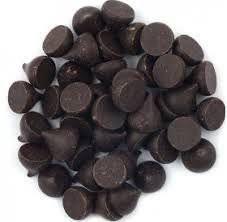 Gotas de chocolate 50% cacau - a granel