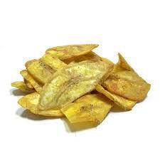 Banana Chips Salgada - a granel