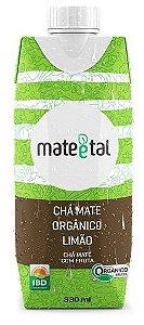 Chá Mate e tal Orgânico 330ml - Sabores