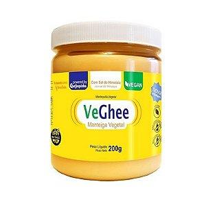 Manteiga Vegetal Clarificada Veghee - 200g