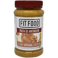 Fit Food Pasta Amendoim Vegano Integral Crocante 450gr