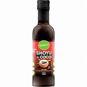 Shoyu de Coco 250 ml - Qualicoco