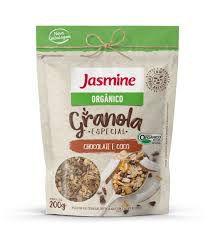 Granola Especial Orgânica - Jasmine