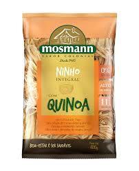 Massa Ninho MOSMANN Integral com Quinoa 400g