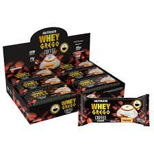 Whey Grego Bar Coffee Cream