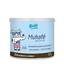 Mukafé Café Solúvel Termogênico +Mu 225g