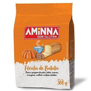 Fécula de Batata sem Glúten Aminna 300g