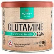 GLUTAMINE NUTRIFY - NEUTRO - 150G