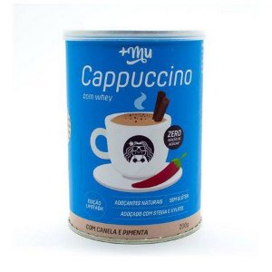 Cappuccino com Whey