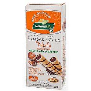 Tubes Free Nut's Recheado