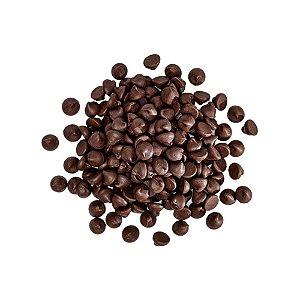Gotas de Chocolate 70% Cacau Sem Açúcar - a granel