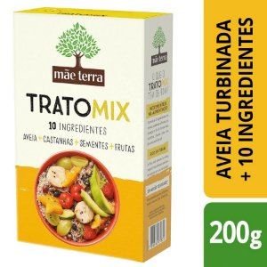 Trato Mix 10 Ingredientes 200g - Mãe Terra