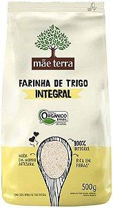 Farinha de Trigo Integral 500g - Mãe Terra