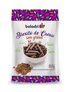 Biscoito de Cacau sem Glúten 80g Beladri