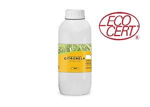 1L Hidrolato de Citronela (Cymbopogon nardus) ORGÂNICO