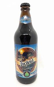 Cerveja Lucânia Dunkelweizen - 600ml