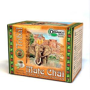 Chá Tribal Erva Mate Chai - sachê