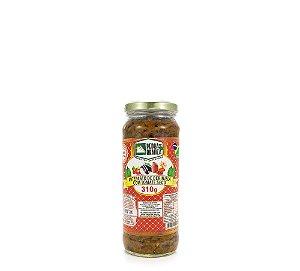 Antepasto de Berinjela com Tomate Seco- Pedra Branca  - 310g