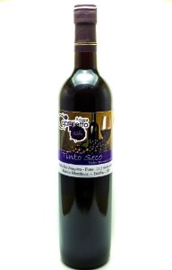Vinho Tinto Seco - Adega Capelleto