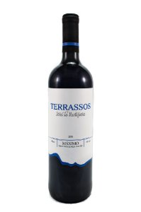Vinho Terrassos  Tinto de Mesa Uva Máximo Demi Sec - 750ml