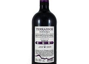 Vinho Terrassos Tinto de Mesa Uva Máximo Seco - 750ml