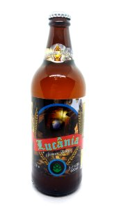 Cerveja Artesanal Lucânia German Pilsner 600ml