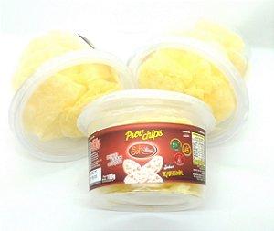 Chips de Provolone Desidratado Tradicional pote 100g