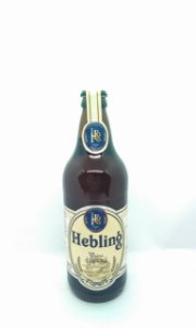 Hebling Cerveja Artesanal Weiss 600ml