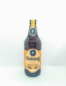 Hebling Cerveja Artesanal Vienna Larger 600ml