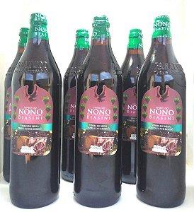 Vinho Nono Biasini Bordo Suave 880ml - (cx 6 garrafas)