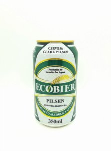 Ecobier Pilsen 350ml lata