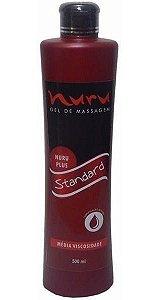 NURU GEL STANDART 500ML - Gel deslizante para massagem Corpo a Corpo