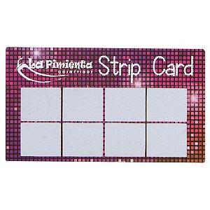 RASPADINHA STRIP CARD LA PIMIENTA