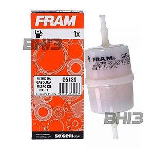 FRAM G5188 Filtro De Combustível Gasolina Ford Fiat Peugeot