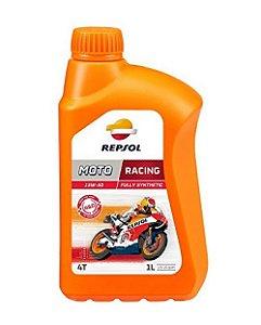 Repsol 15w50 Racing 100% Sintético Api SN 4T Jaso MA2