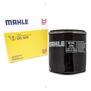 Mahle OC505 Filtro de Óleo Motor I30 1.6 2.0 Flex 2013 Em Diante