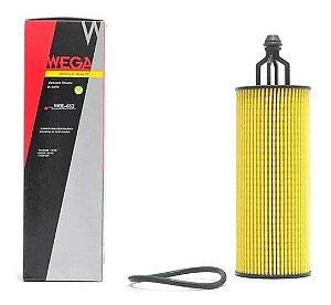 WEGA WOE652 Filtro de Oleo Journey 3.6 V6 Rt Sxt Gasolina 2015 a 2016