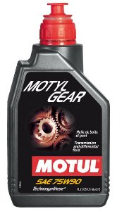 MOTYLGEAR 75W90 MOTUL