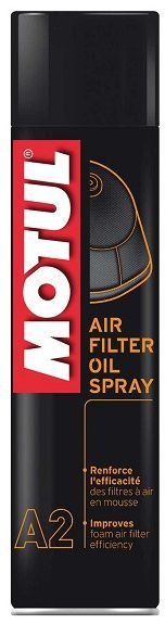 MOTUL A2 MC CARE ™ AIR FILTER OIL SPRAY