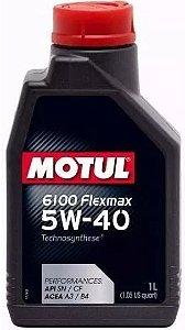 Oleo Motor Motul 6100 Flexmax 5w40 Sintético