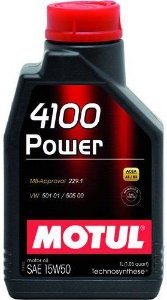 MOTUL 15W50 4100 POWER