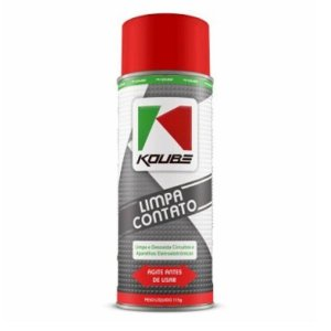 Limpa Contato Spray P/ Carros Motos Caminhões Koube