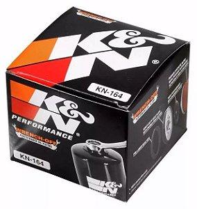 Filtro de Óleo K & N Kn-164 Bmw R1200gs Até 12, F800gs F800r