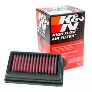 FILTRO DE AR K&N - BMW R1200 GS/RT/ST/HP2 04-13 GS1200 ATÉ 12; R9T R1200S/RT/ST/HP2 04