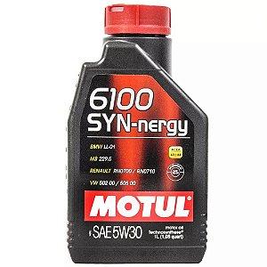 Óleo Motul 6100 Syn-nergy 5w30 100% Sintético